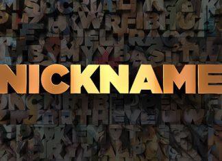 erotischer Nickname