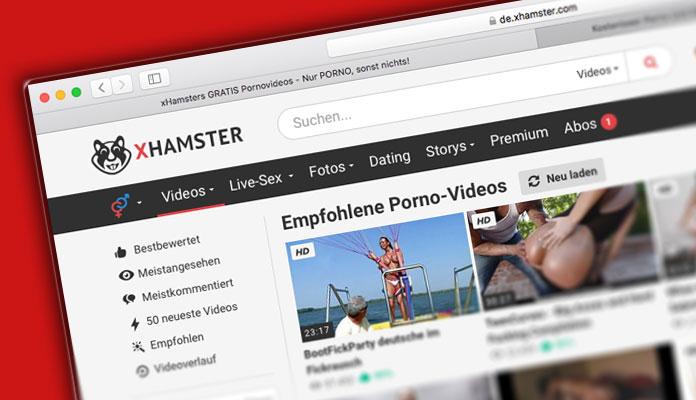 Beliebte Pornoseiten