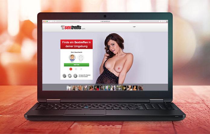 Sex-Kontakte auf einem Sexportal finden
