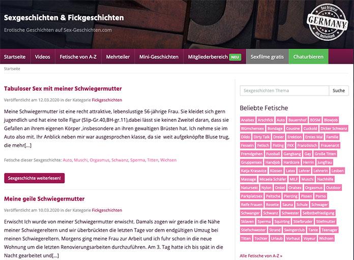 Sexgeschichten.blog