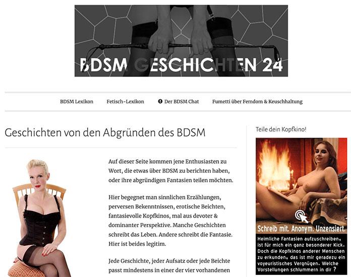 BDSM-Geschichten24.de