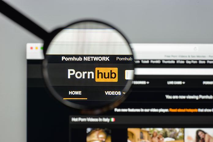 Pornhub ist eine sichere Pornoseite