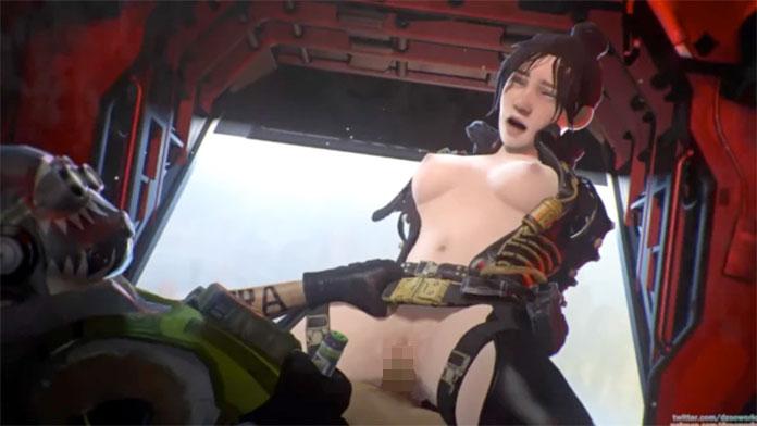 Apexxx Legends Online-Pornospiel