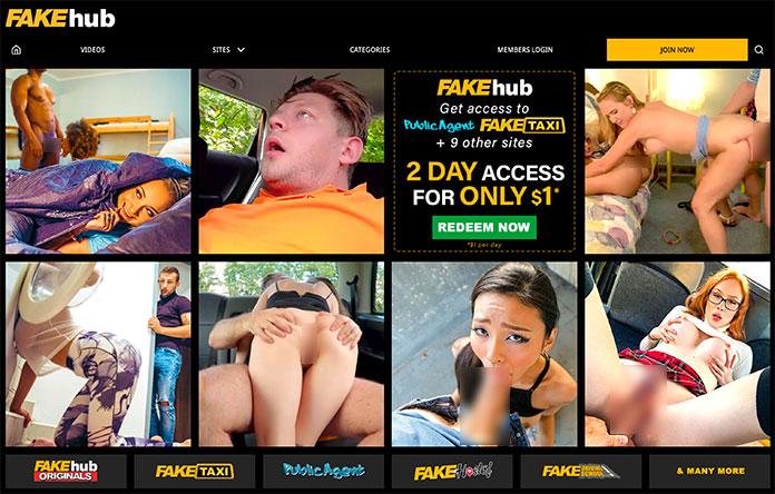 Fakehub HD Porn