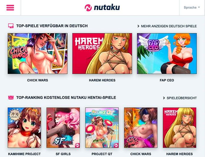 Nutaku Porn App