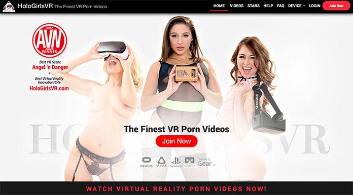 HoloGirlsVR Pornos