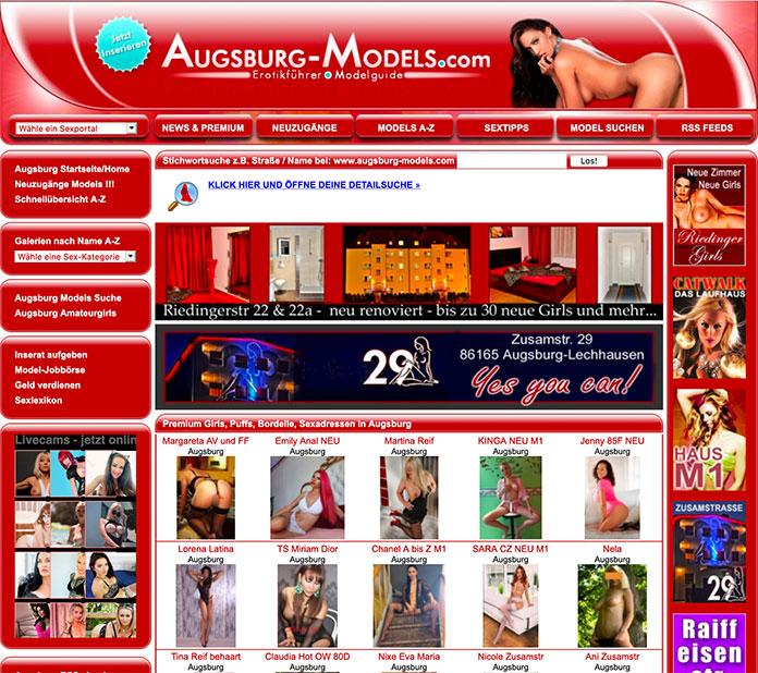 Augsburg-Models.com Prostituierte-Kontaktanzeigen