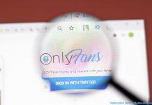 OnlyFans Erotik-Influencer-Seite