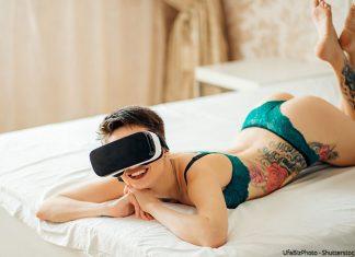 VR Erotik und Cybersex