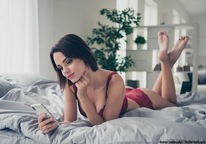 Sexchat vor dem ersten Date